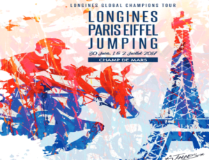 Longines Paris Eiffel Jumping 2017 : J-9