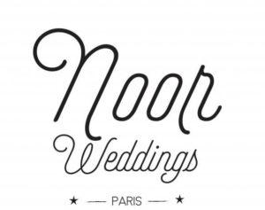 noor wedding logo