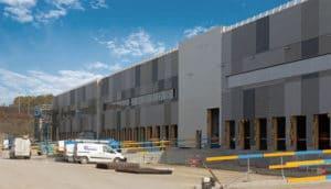 SEGRO s'apprête à accueillir l'activité e-commerce de CARREFOUR à Aulnay-sous-Bois (93) et lance la construction d'un deuxième bâtiment