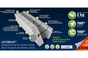 France Bâti Innovation lance LECOBLOC : une offre globale industrialisée et adaptée au 21ème siècle