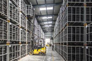 Quels sont les avantages d'un service de gestion logistique pour le stockage externe ?