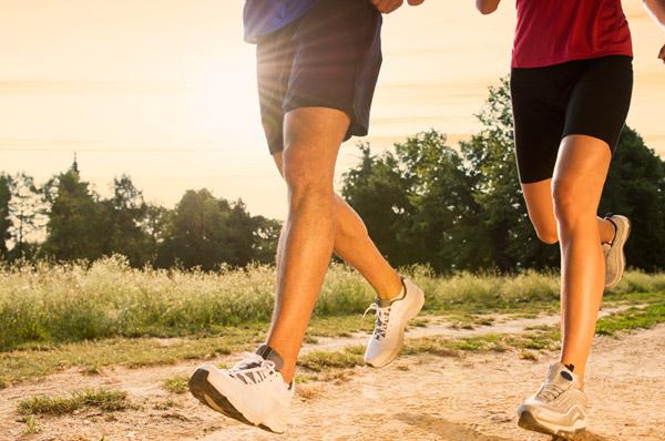 Entrainement course à pied