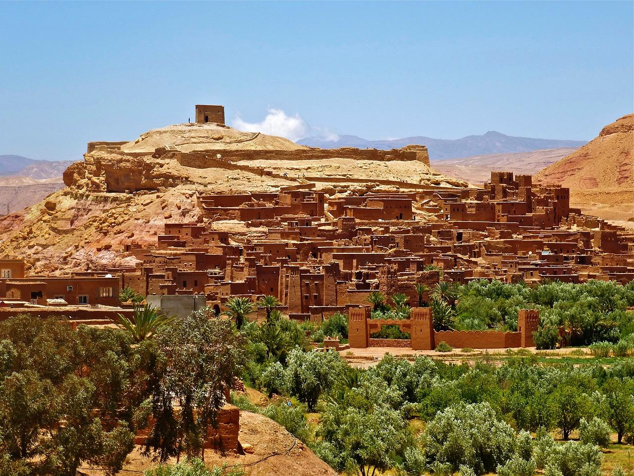 Séjour au Maroc