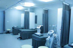 Tente : des roulettes appareils médicaux conçues pour les professionnels de la santé