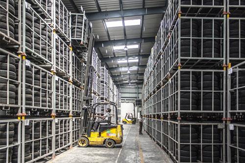 Service de gestion logistique
