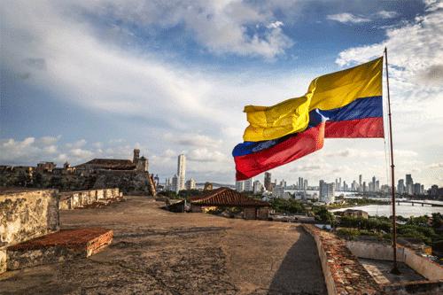 séjour colombie