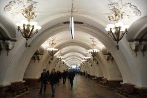 Moscou : le métro pour améliorer la circulation